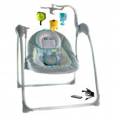 BALANCELLE ELECTRIQUE BEBE2LUXE Balancelle /transat bébé LILOU2