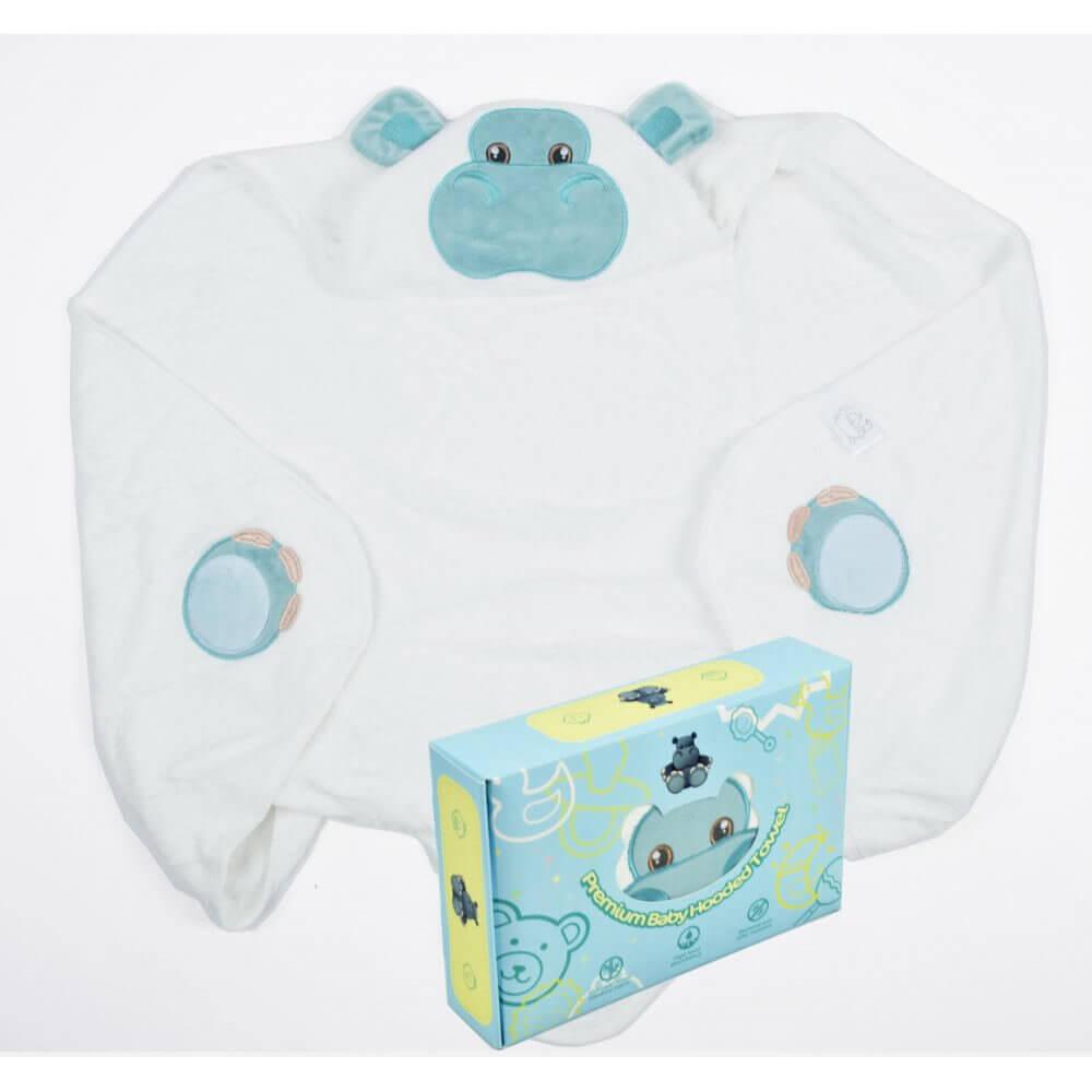 Accessoire BEBE2LUXE Serviette de Bain Bébé / enfant- Serviette en fibre de bambou 90cm x 90cm