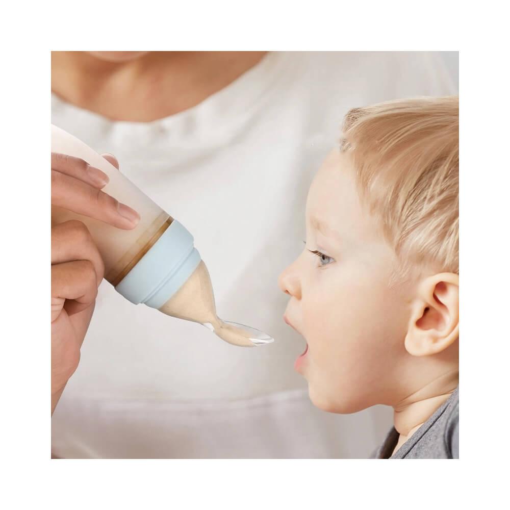 Accessory BEBE2LUXE Bottle Spoon Baby Food Dispensing Feeding