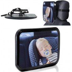 Accessoire BEBE2LUXE Miroir rétroviseur de Voiture pour Bébé