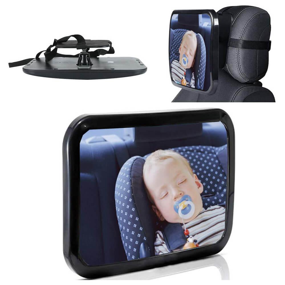 ACCESORIOS DE COCHECITO BEBE2LUXE Miroir rétroviseur de Voiture pour Bébé