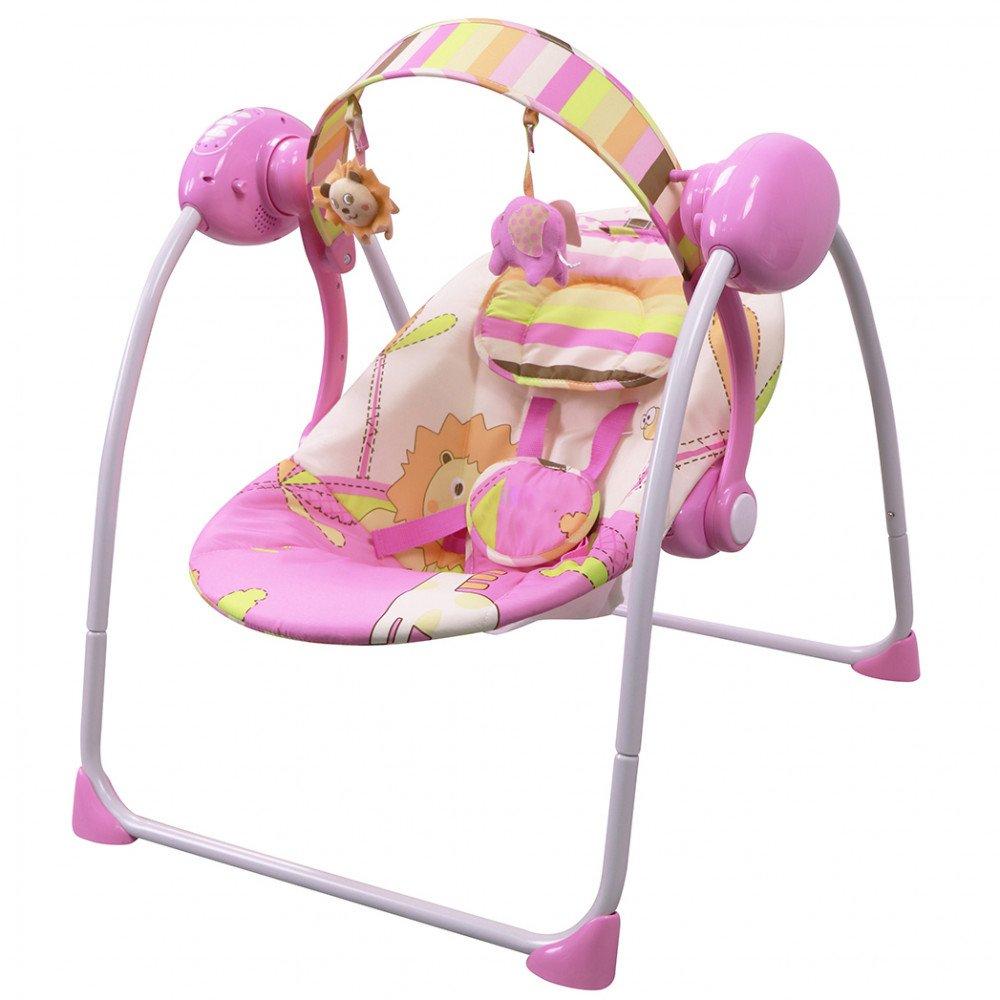 Balancelle / transat bébé Electrique SPARKY Accueil