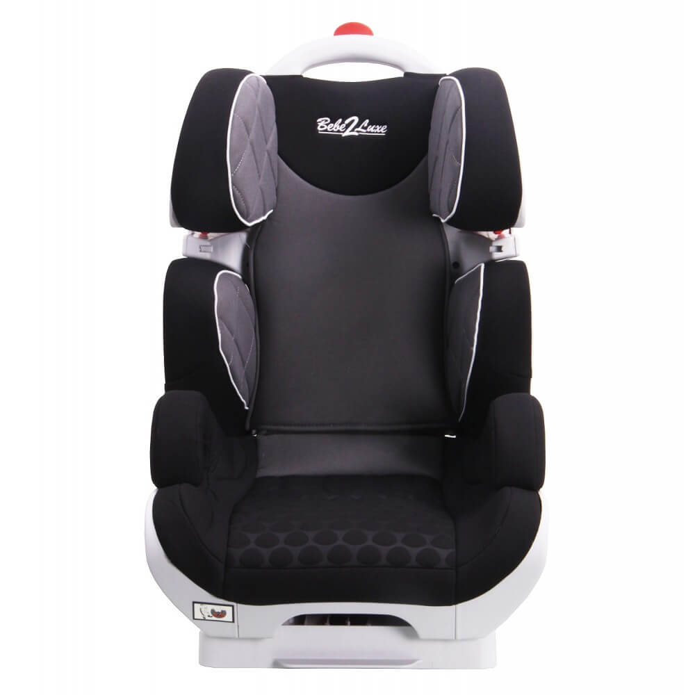 si ge auto safe robot gris isofix inclinable de 3 a 12 ans. Black Bedroom Furniture Sets. Home Design Ideas