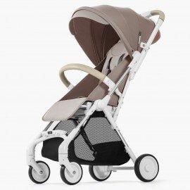 Compact baby stroller Okto gold