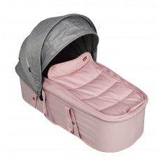 Carritos bebé BEBE2LUXE Capazo para silla de paseo Okto rosa