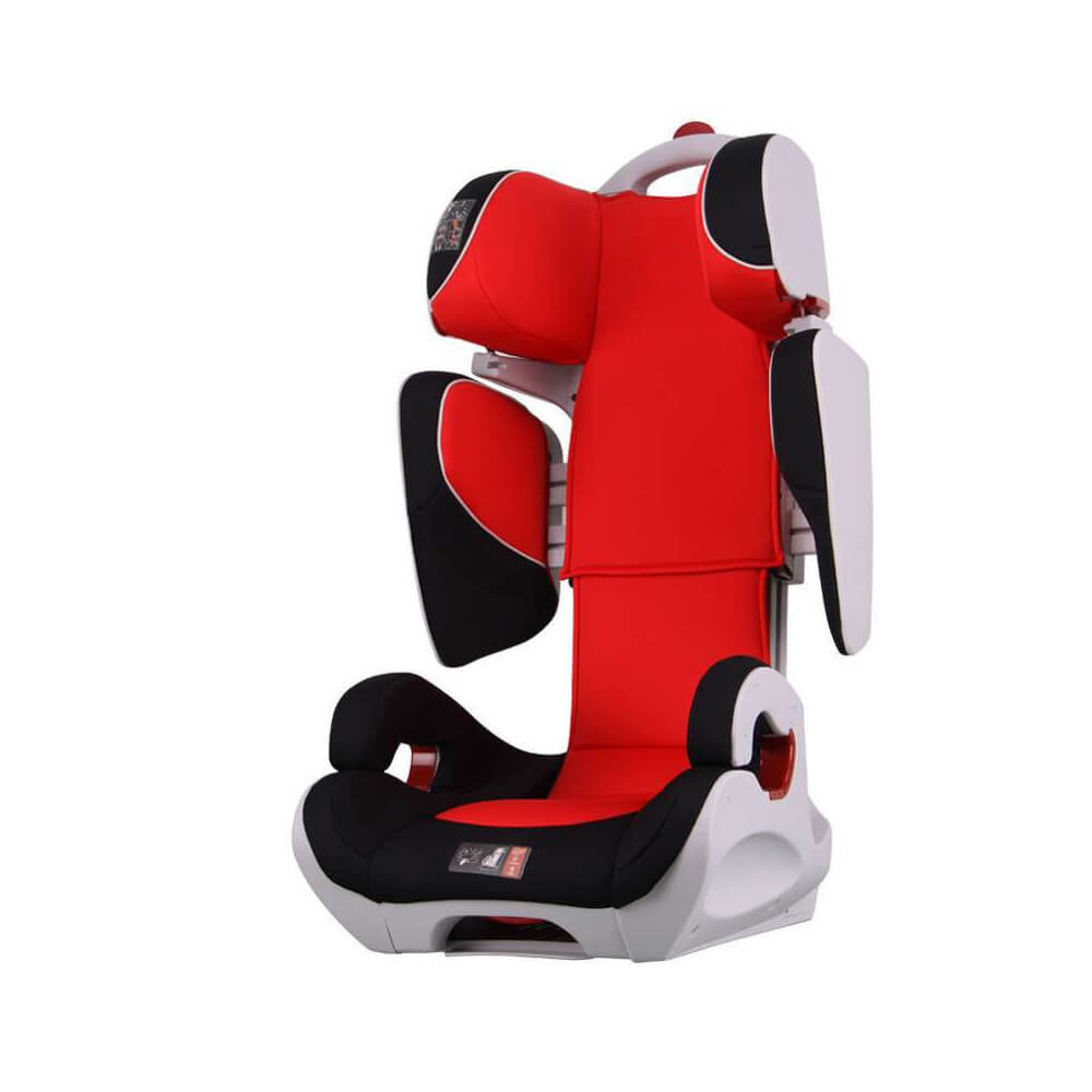 Car seat BEBE2LUXE Safe Robot red