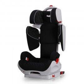 Siège Auto Safe Robot noir IsoFix inclinable de 3 a 12 ans - Groupe 2,3 : 15-36 kg - (SPS)