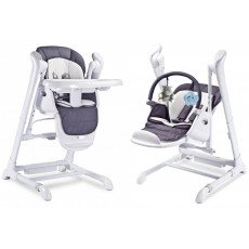High chair BEBE2LUXE Splity 3 in 1 : High Chair & Swing