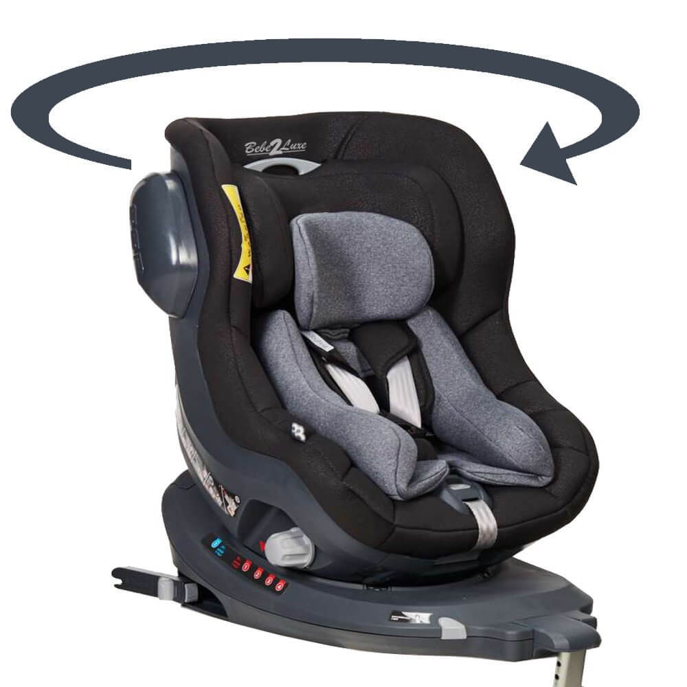 CAR SEAT 360° BEBE2LUXE IONE ISIZE 360°